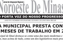 Jornal Noroeste de Minas 155